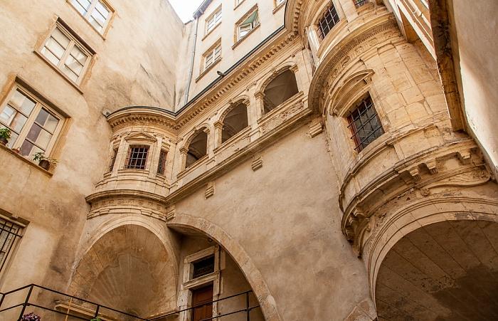 Vieux Lyon: Hôtel de Bullioud Lyon