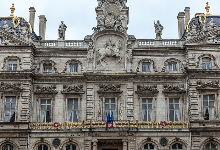 Presqu'île (Halbinsel): Hôtel de Ville Lyon
