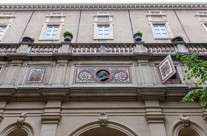 Lyon Musée des Beaux-Arts (Palais Saint-Pierre)