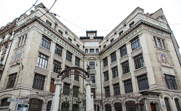 Presqu'île (Halbinsel): Lycée La Martinière Lyon
