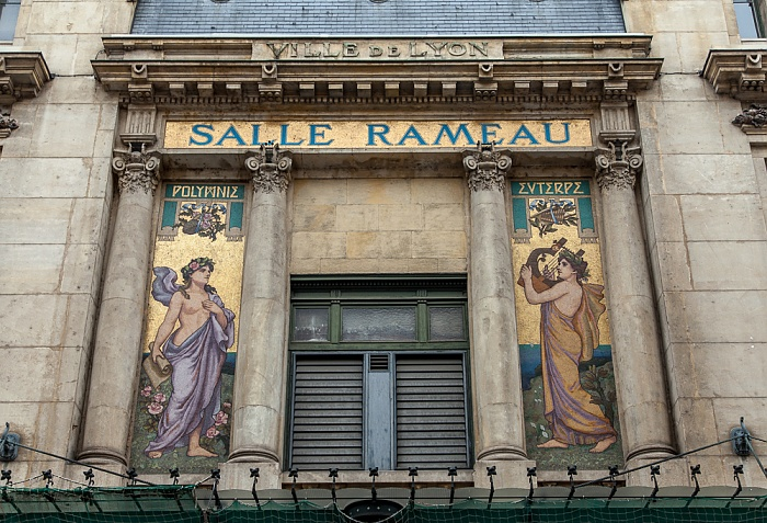 Presqu'île (Halbinsel): Salle Rameau Lyon