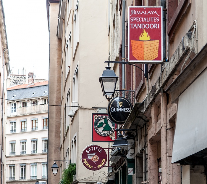 Lyon Presqu'île (Halbinsel): Rue Sainte-Catherine