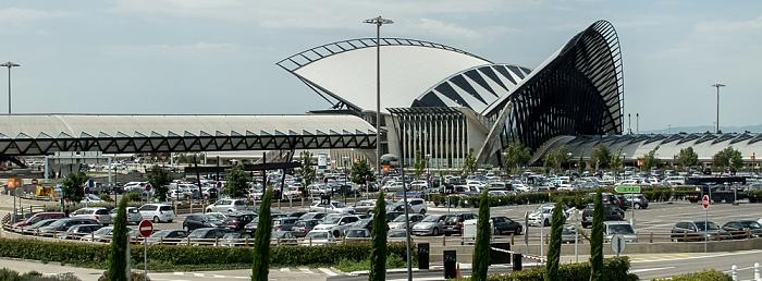 Aéroport de Lyon-Saint-Exupéry: Gare de Lyon-Saint-Exupéry TGV Lyon