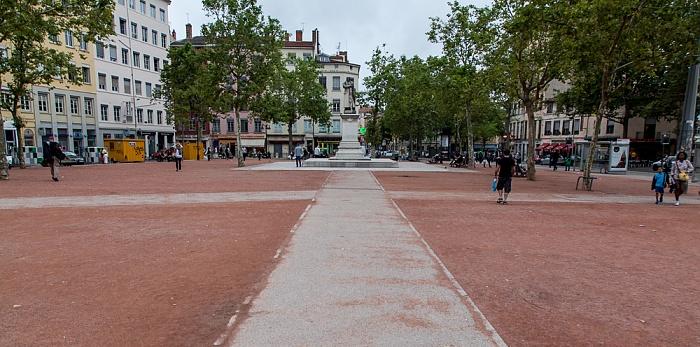 Lyon La Croix-Rousse: Place de la Croix Rousse
