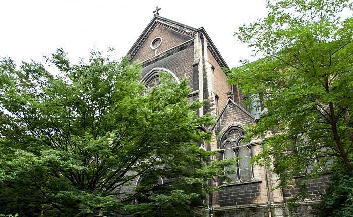 La Croix-Rousse: Église Saint-Bernard Lyon