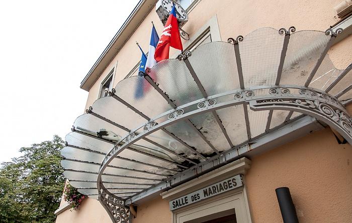 Lyon La Croix-Rousse: Mairie du 1er Arrondissement