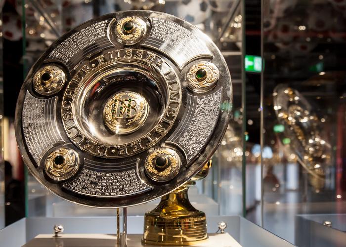 Allianz Arena: FC Bayern München Erlebniswelt - Via Triumphalis