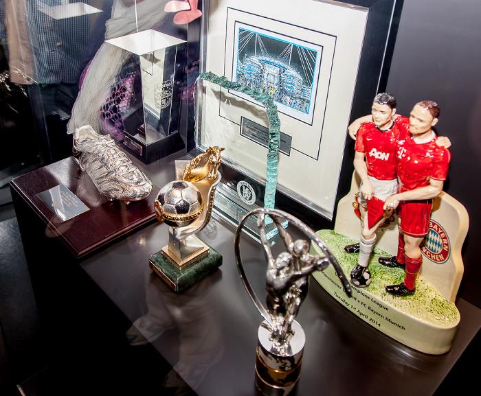 Allianz Arena: FC Bayern München Erlebniswelt - Gastgeschenke