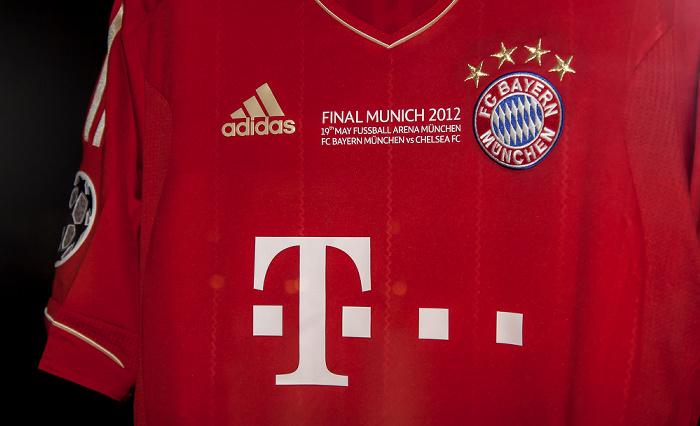 Allianz Arena: FC Bayern München Erlebniswelt - Champions League Finale FC Bayern - Chelsea FC 2012 in München
