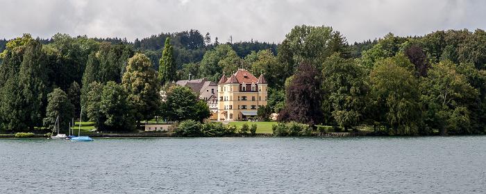 Starnberger See, Schloss Garatshausen