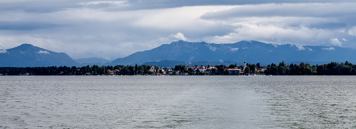 Seeshaupt Starnberger See, Bayerische Voralpen