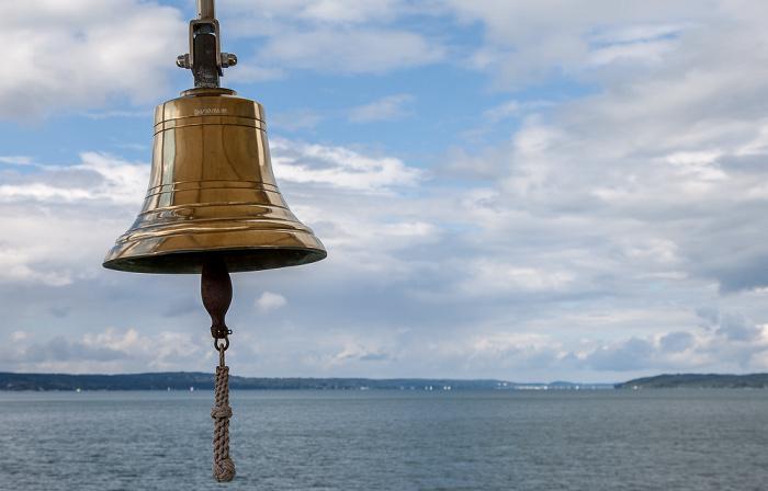 Starnberger See MS Starnberg: Schiffsglocke