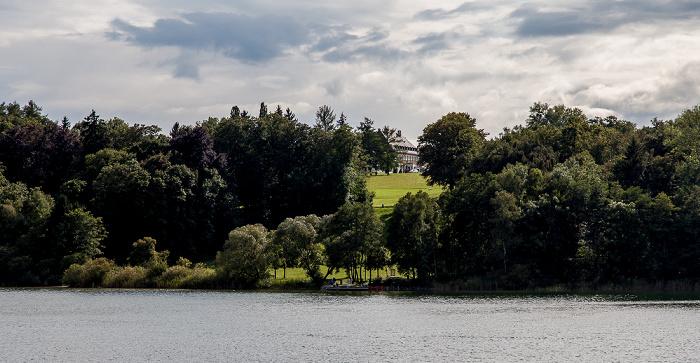 Bernried Starnberger See Schloss Höhenried