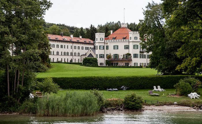 Starnberger See, Schloss Possenhofen