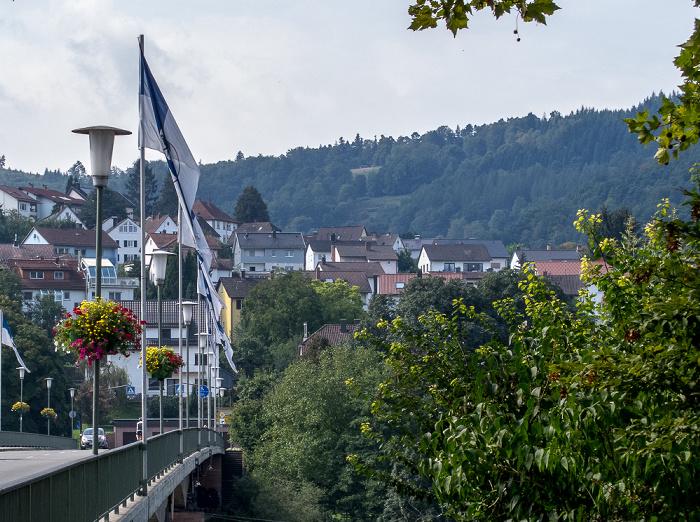 Eberbach Neckarbrücke