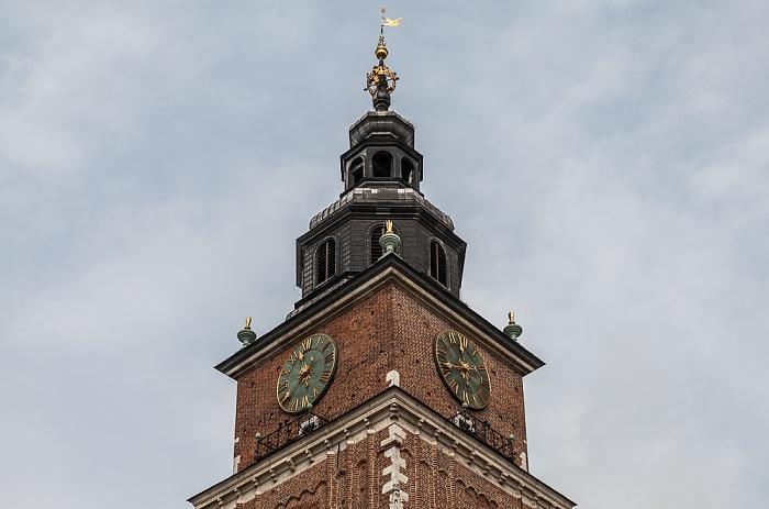 Stare Miasto: Krakauer Rathausturm (Wieza Ratuszowa)