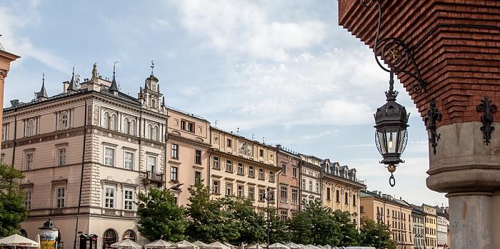 Krakau Stare Miasto: Hauptmarkt (Ring, Rynek Glówny)
