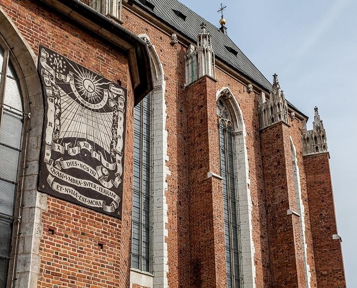 Krakau Stare Miasto: Marienkirche