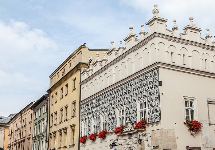 Krakau Stare Miasto: Kleiner Markt (Maly Rynek)