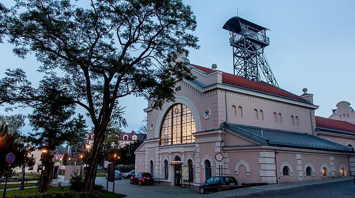 Salzbergwerk Wieliczka: Regis-Schacht (Szyb Regis)