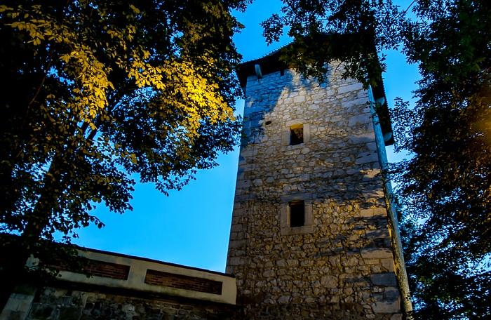 Schloss Zupny (Zamek Zupny): Ehem. Sitz der Salzbergwerke von Wieliczka und Bochnia Salzbergwerk Wieliczka
