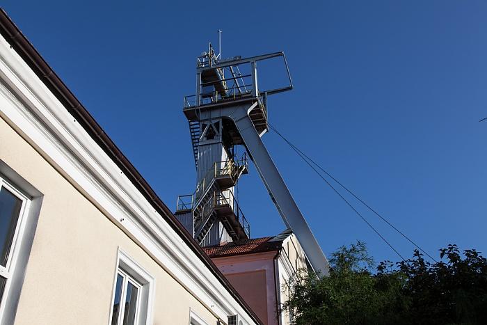 Salzbergwerk Wieliczka: Danilowicz-Schacht (Szyb Danilowicz)