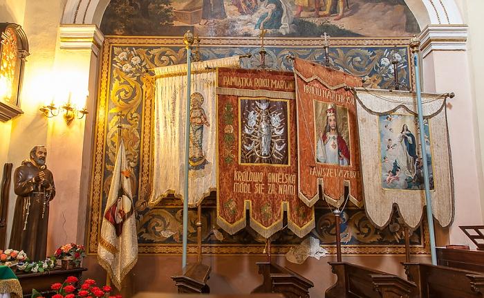 Kalwaria Zebrzydowska Franziskanerkloster: Klosterkirche