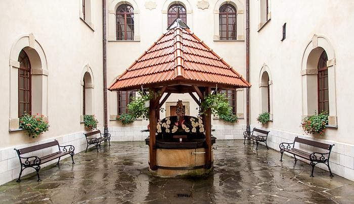 Kalwaria Zebrzydowska Franziskanerkloster