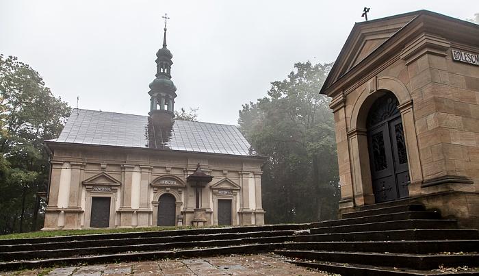 Kalwaria Zebrzydowska Kalwaria-Zebrzydowska-Park (Kalvarienberg)