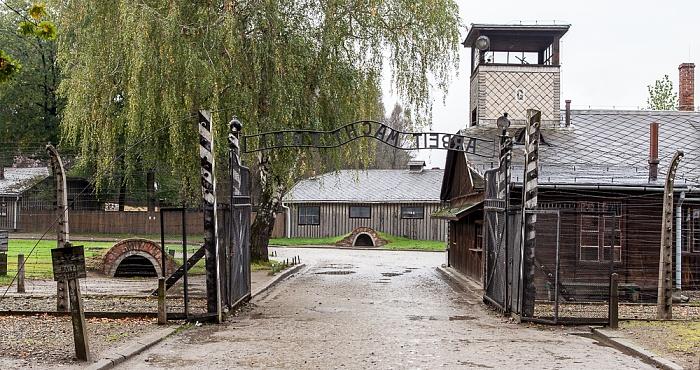 Polen Woiwodschaft Kleinpolen Konzentrationslager