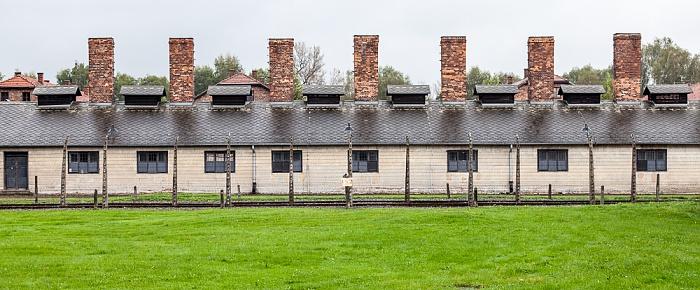 Staatliches Museum Auschwitz-Birkenau: Konzentrationslager Auschwitz I (Stammlager) - Häftlingsküche