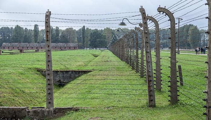 Staatliches Museum Auschwitz-Birkenau: Konzentrationslager Auschwitz-Birkenau - Stacheldrahtzaun