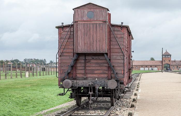 Staatliches Museum Auschwitz-Birkenau: Konzentrationslager Auschwitz-Birkenau - Waggon