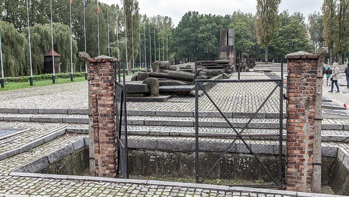 Staatliches Museum Auschwitz-Birkenau: Konzentrationslager Auschwitz-Birkenau - Gedenkstätte