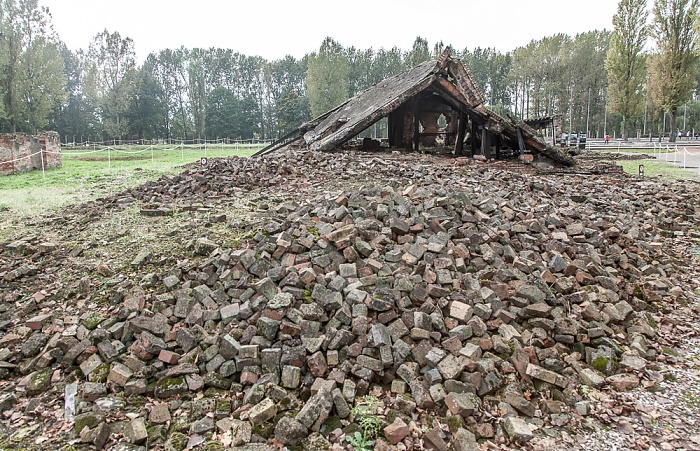 Staatliches Museum Auschwitz-Birkenau: Konzentrationslager Auschwitz-Birkenau - Krematorium