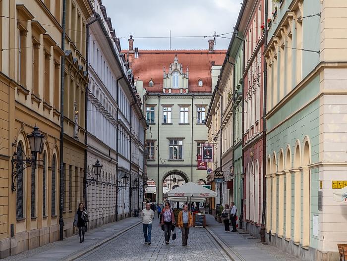 Breslau Stare Miasto: Großer Ring (Rynek) - Innerer Ringblock