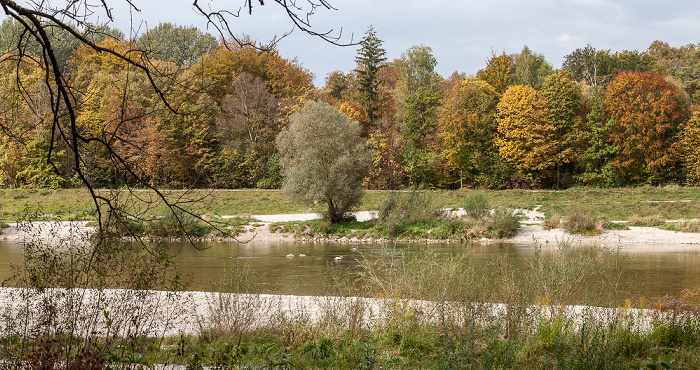 München Isar, Indian Summer