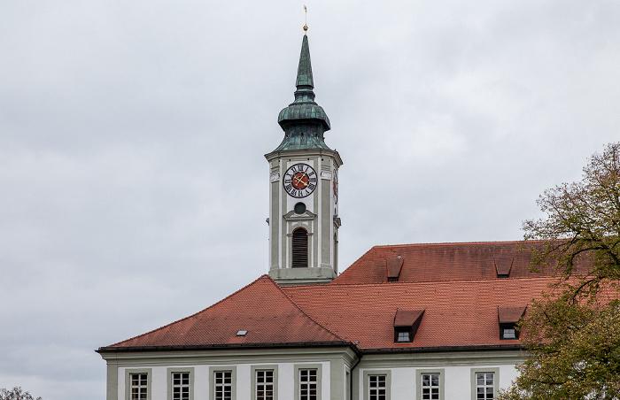 Kloster Schäftlarn: St.-Dionys-Kirche (Klosterkirche)