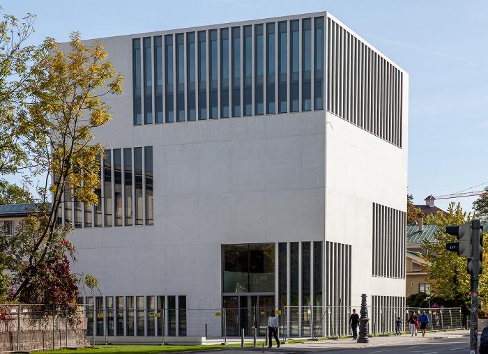 München Maxvorstadt: Brienner Straße - NS-Dokumentationszentrum