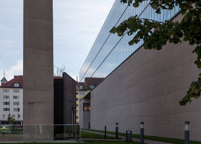 Kunstareal München (Maxvorstadt): Hochschule für Fernsehen und Film / Staatliches Museum Ägyptischer Kunst