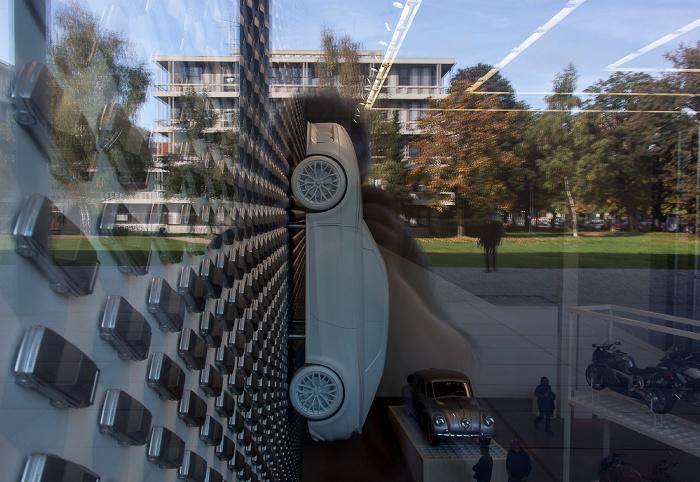 Kunstareal München (Maxvorstadt): Pinakothek der Moderne