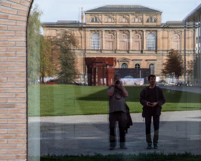 Kunstareal München (Maxvorstadt): Türkentor Alte Pinakothek Pinakothek der Moderne Skulpturenpark der Pinakotheken