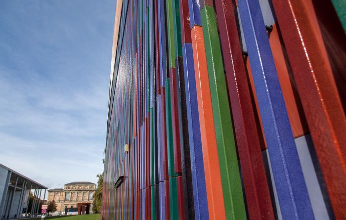 Kunstareal München (Maxvorstadt): Museum Brandhorst Alte Pinakothek Pinakothek der Moderne Skulpturenpark der Pinakotheken