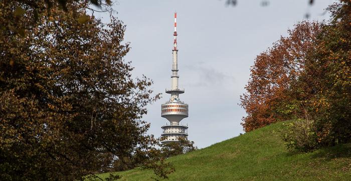 München Olympiapark: Olympiaturm