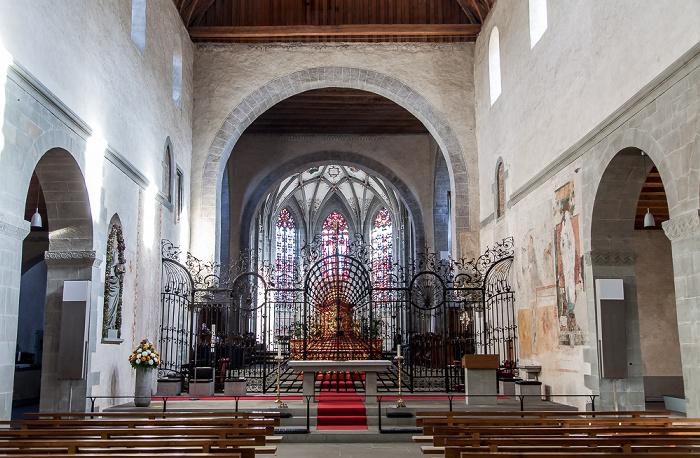 Reichenau Mittelzell: Münster St. Maria und Markus - Langhaus und Chor