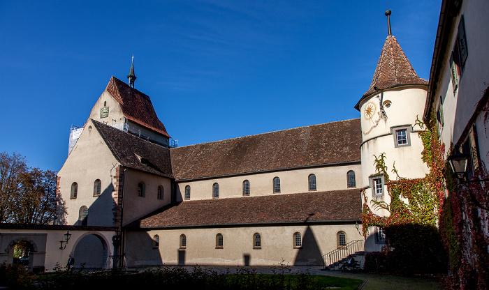 Mittelzell: Kloster Reichenau mit Münster St. Maria und Markus