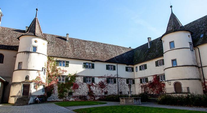 Mittelzell: Kloster Reichenau
