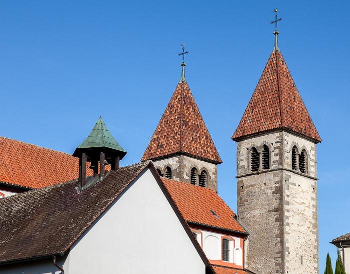 Reichenau Niederzell: Basilika St. Peter und Paul