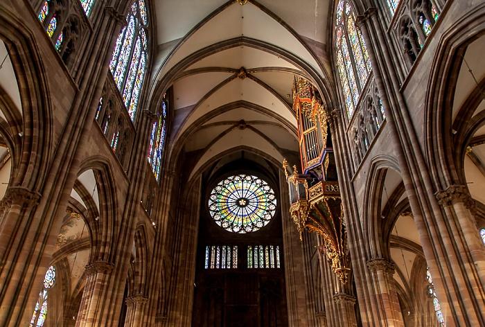 Straßburger Münster (Cathédrale Notre-Dame de Strasbourg)