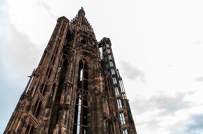 Straßburger Münster (Cathédrale Notre-Dame de Strasbourg): Nordturm